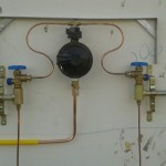התקנת מערכת גז בבית חדש