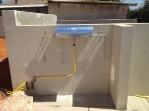 """תכנון תשתיות גז לבניינים בתמ""""א"""
